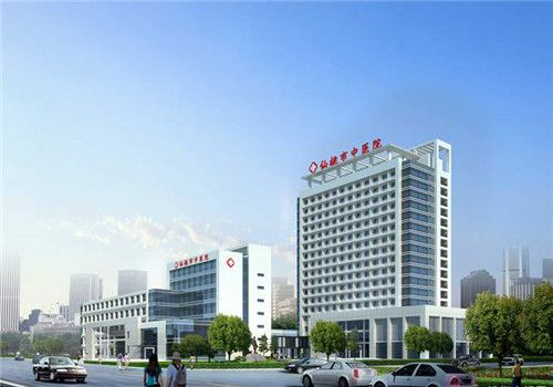 仙桃市中医院体检中心大楼