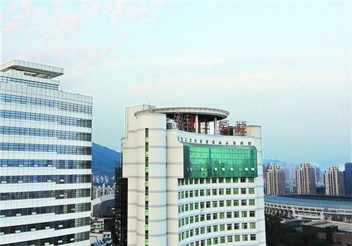 深圳第二人民医院体检中心大楼