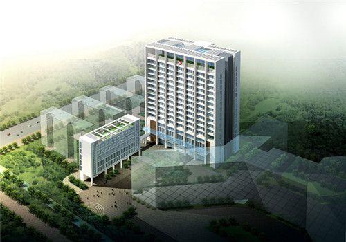 深圳市公明人民医院体检中心鸟瞰图