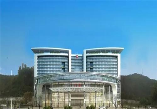 紫金县人民医院体检中心外景