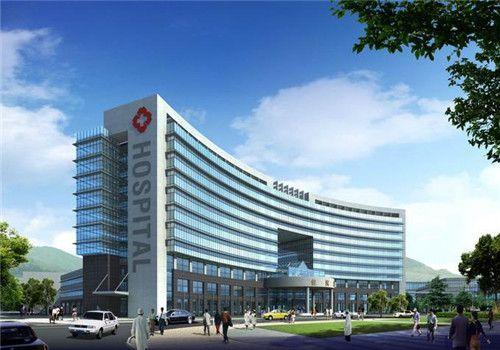 和平县人民医院体检中心大楼