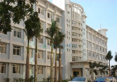阳江人民医院体检中心大楼