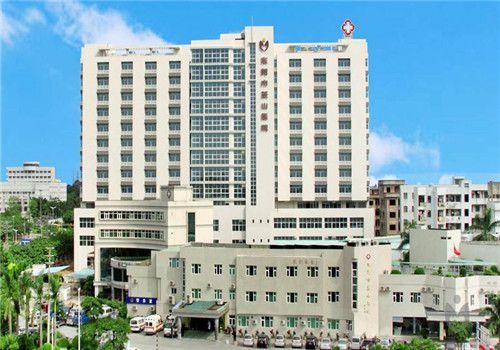 东莞茶山医院体检中心大楼