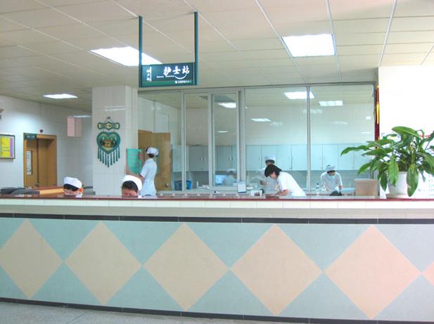东莞虎门医院体检中心护士站