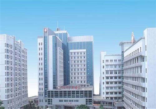 东莞长安医院体检中心大楼