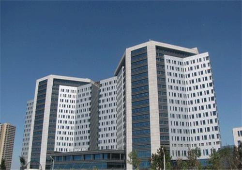 东莞石排医院体检中心大楼
