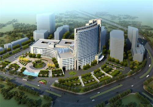 江蘇省人民醫院體檢中心擴建規劃效果圖