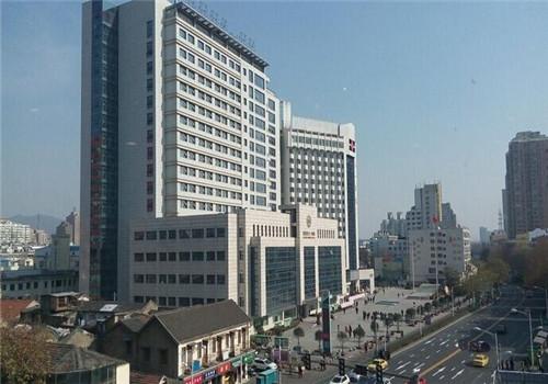 南京八一医院体检中心远景图