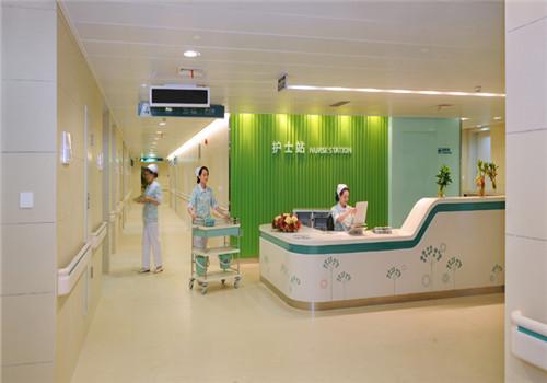南京八一医院体检中心护士站