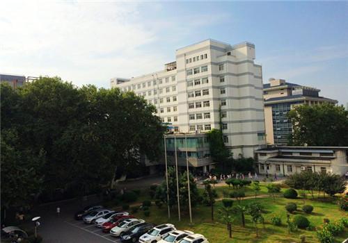 南京市第一医院体检中心绿化环境
