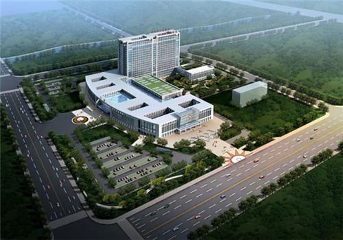 东海县人民医院体检中心