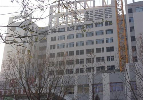 保定博野县医院体检中心大楼