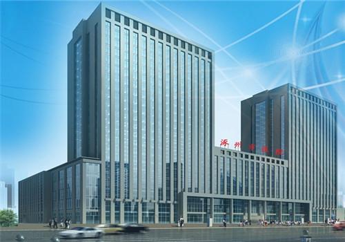 保定涿州市医院体检中心远景