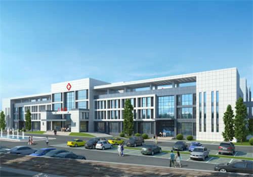 株洲县第一人民医院体检中心