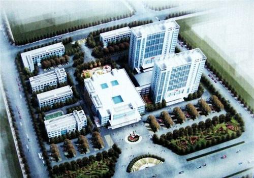 常德鼎城区人民医院体检中心
