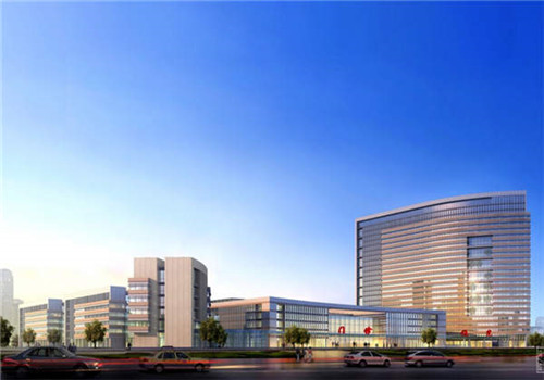 内蒙古医学院第二附属医院体检中心