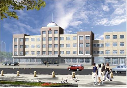赤峰市中蒙医院体检中心