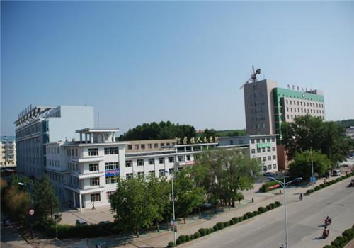阿荣旗人民医院体检中心