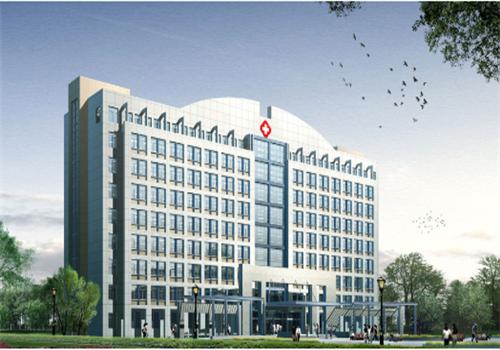 乐清第三人民医院体检中心大楼