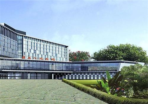 泰顺县人民医院体检中心外景