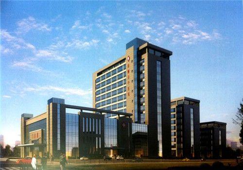 泰顺县中医院体检中心大楼