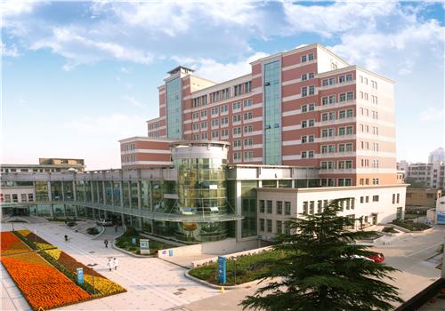海宁市中医院体检中心大楼