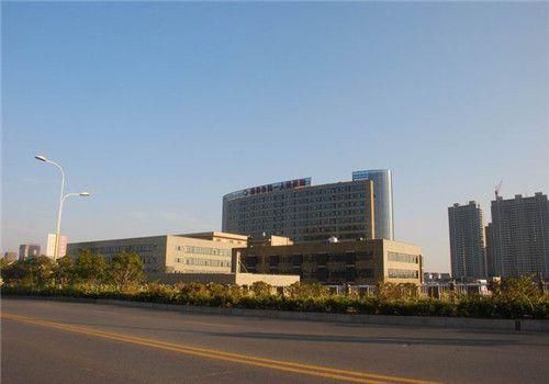 嘉善县第一人民医院体检中心外景