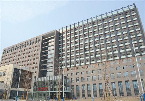 海盐县人民医院体检中心大楼