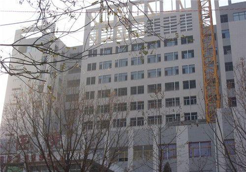 博野县医院体检中心大楼