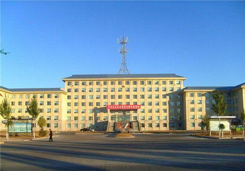 莫旗人民医院体检中心外景