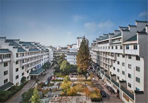 南京市中醫院體檢中心遠景圖