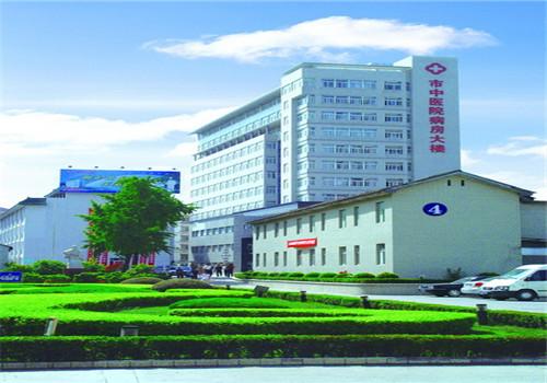 金坛市中医院体检中心远景图