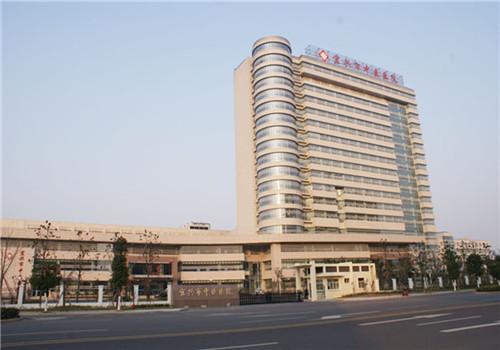 宜兴市中医医院体检中心院前交通
