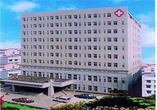 溧阳市中医院体检中心远景图