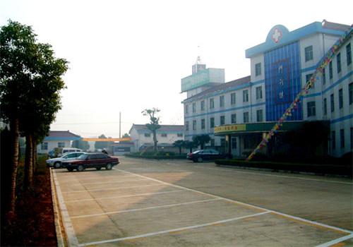 宜兴市杨巷医院体检中心停车场