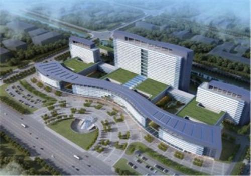 徐州医学院附属淮海医院体检中心设计图