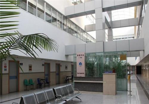 东南大学医学院附属江阴医院体检中心服务台