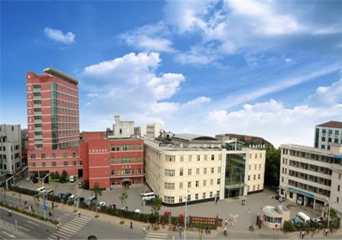东南大学附属中大医院无锡分院体检中心远景图