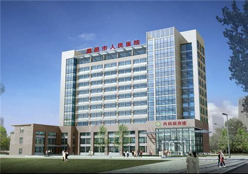 昌邑市人民医院体检中心
