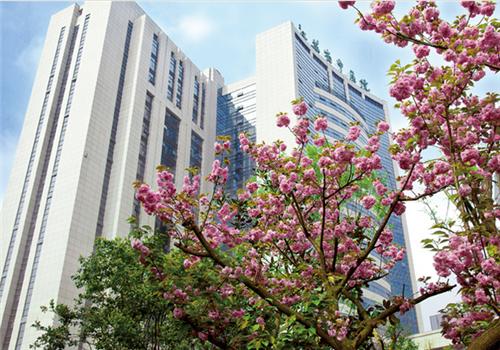 南京中医药大学附属医院体检中心外景