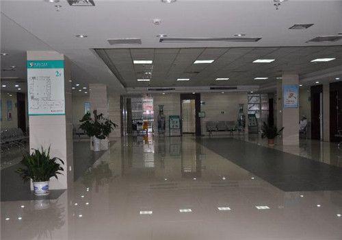 南京中医药大学附属医院体检中心大厅