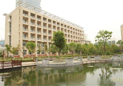 江苏省老年医院体检中心外景