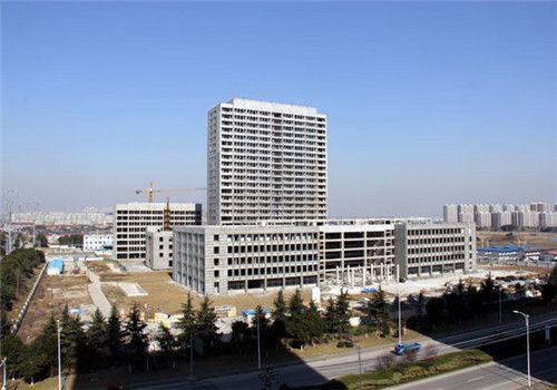 东南大学附属中大医院无锡分院体检中心大楼