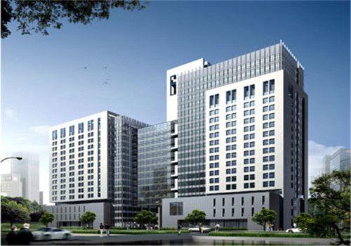 江苏省江阴市人民医院体检中心大楼
