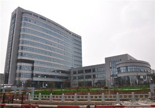 宜兴市官林医院体检中心大楼