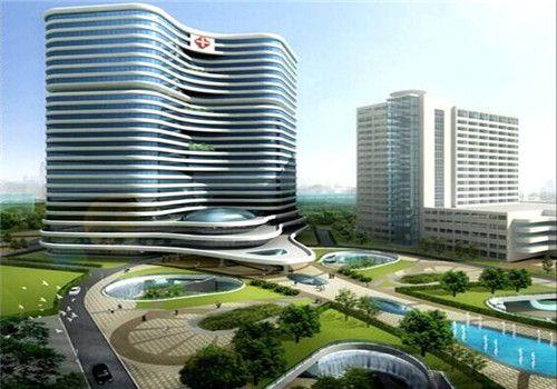 徐州市第四人民医院体检中心大楼