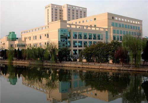 海门市人民医院体检中心外景