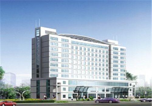 海门市第二人民医院体检中心大楼
