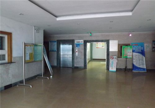 青島市第九人民醫院體檢中心大廳