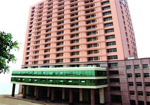 金乡县人民医院体检中心大楼